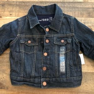 Little boys jean jacket